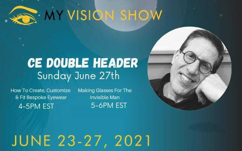 My Vision Show - June 27, 2021
