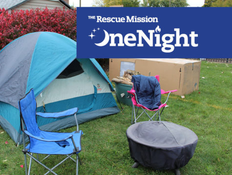 One Night website cover event photo