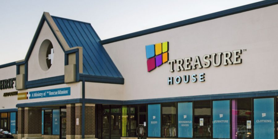 Treasure House Building