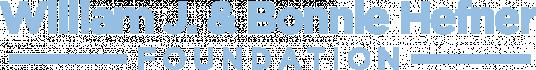 William j bonnie hefner color logo