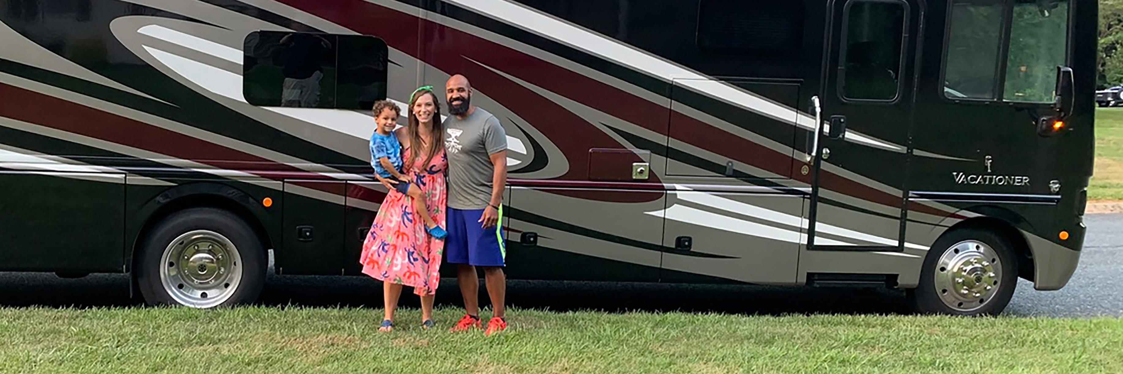 Adventurtunity Family Shares Video Diary of Full-Time RV Life