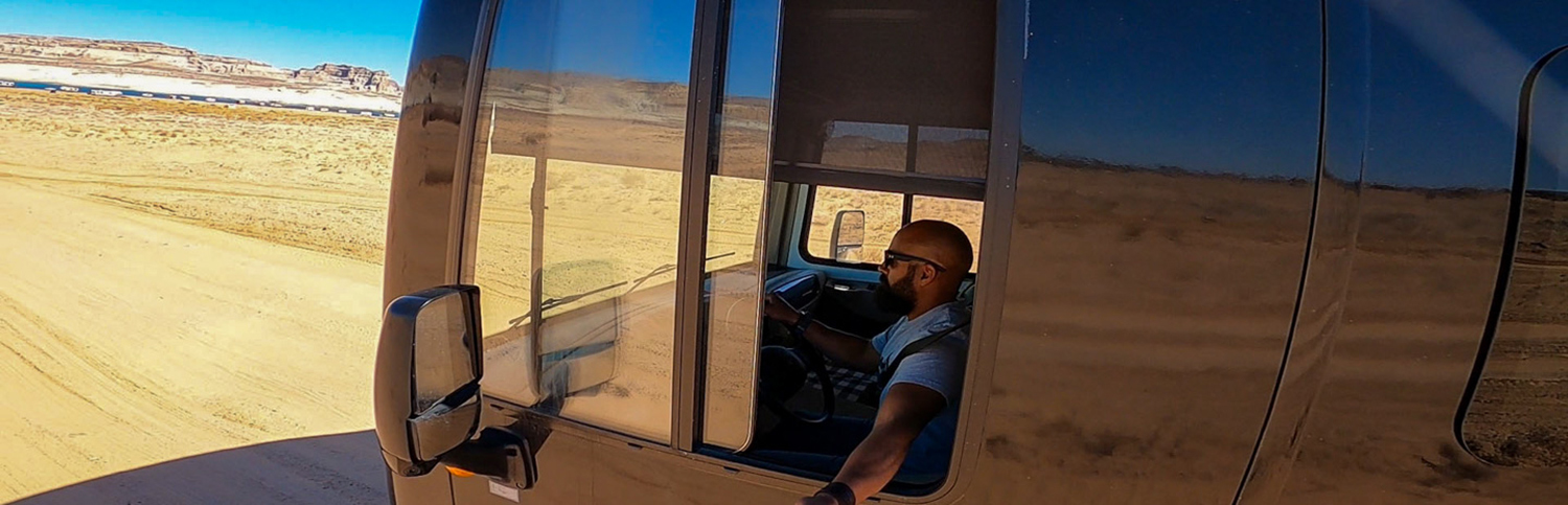 Learning to Drive a Class A Motorhome