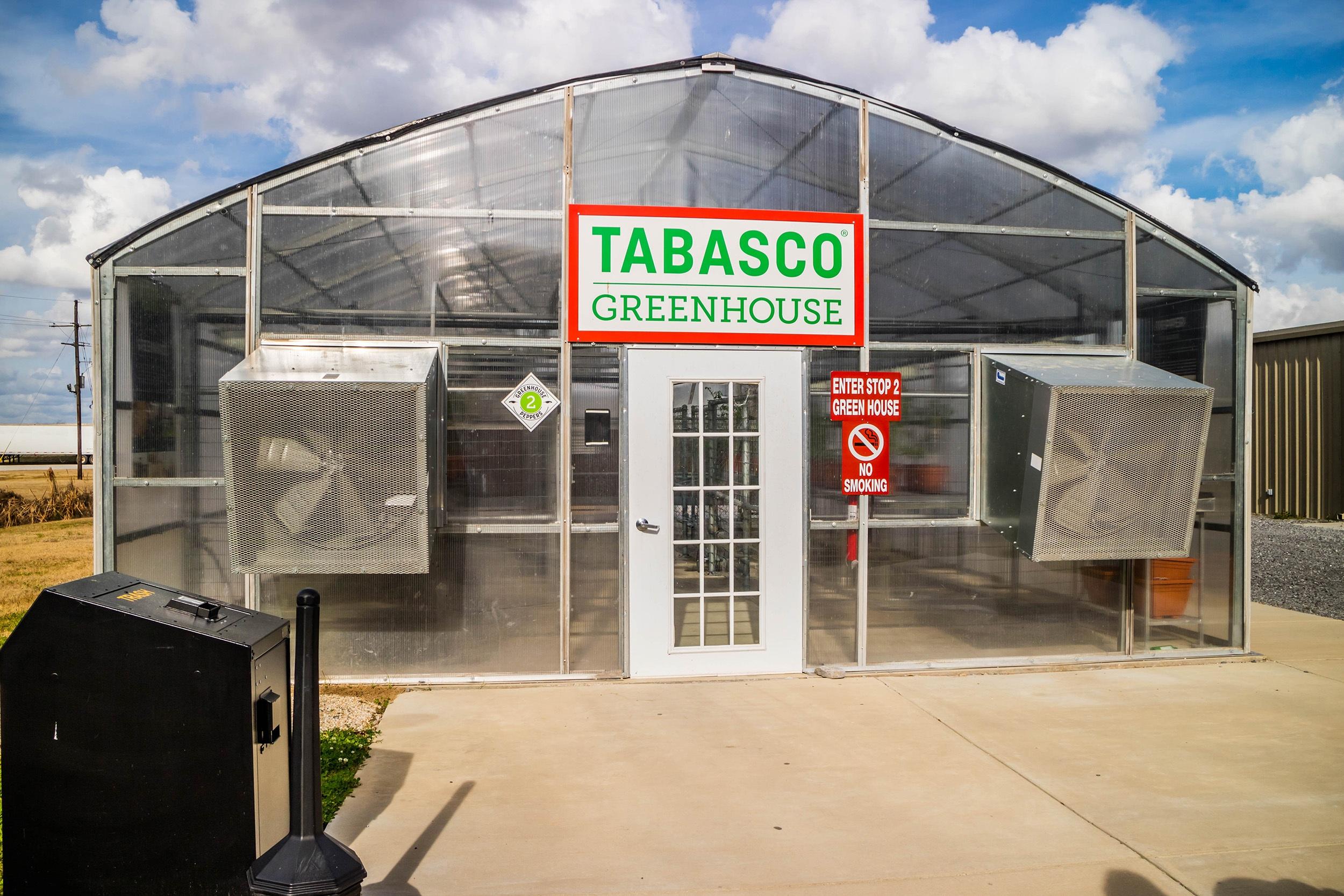 Tabasco Factory Tour & Museum