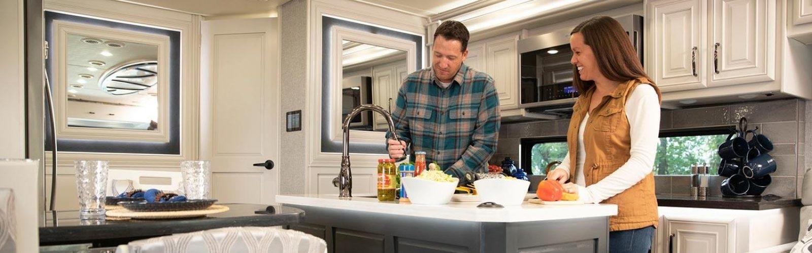 5 Kitchen Favorites Fleetwood RV