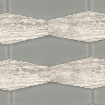Luxe truffle backsplash