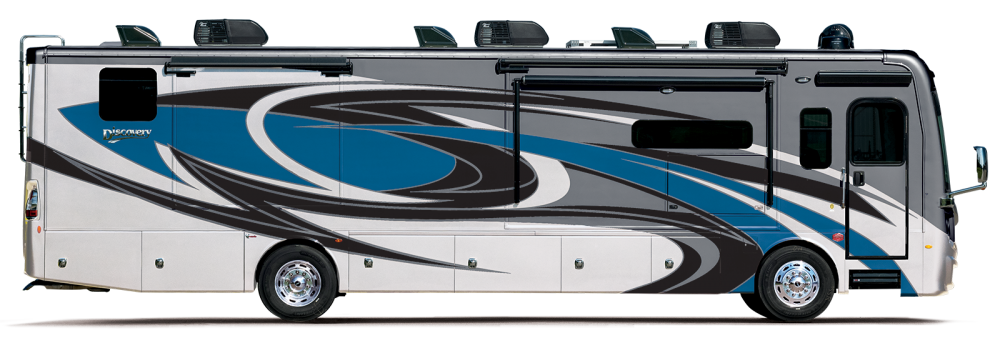 Discovery38 K Exterior Profile Tradewinds