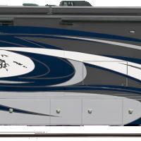 099725 D REV Discovery LXE44 S Exterior Profile Flight