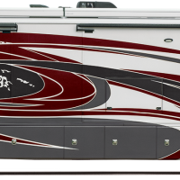 099725 D REV Discovery LXE44 S Exterior Profile Riverstone