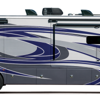 Discovery38 K Exterior Profile Waters Edge
