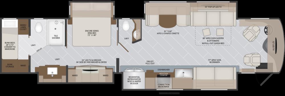 44 B ARMADA MY21 HR floorplan