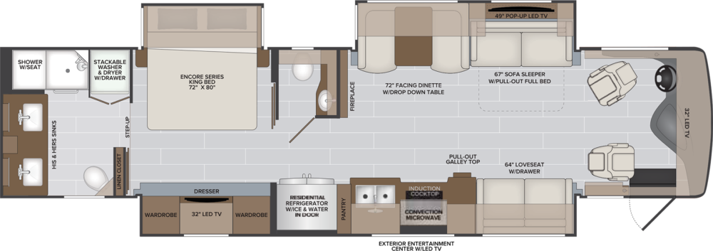 38 W ENDEAVOR MY21 HR floorplan