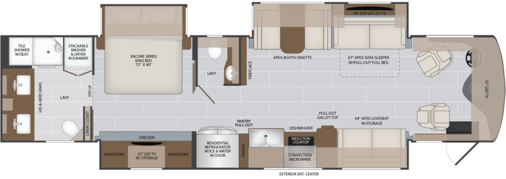 40 M ARMADA MY21 HR floorplan