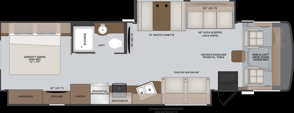 35 R ADMIRAL MY21 HR floorplan