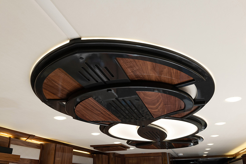 18 ceilingtreatment eagle45k INSPIRATION blkwalnut4972
