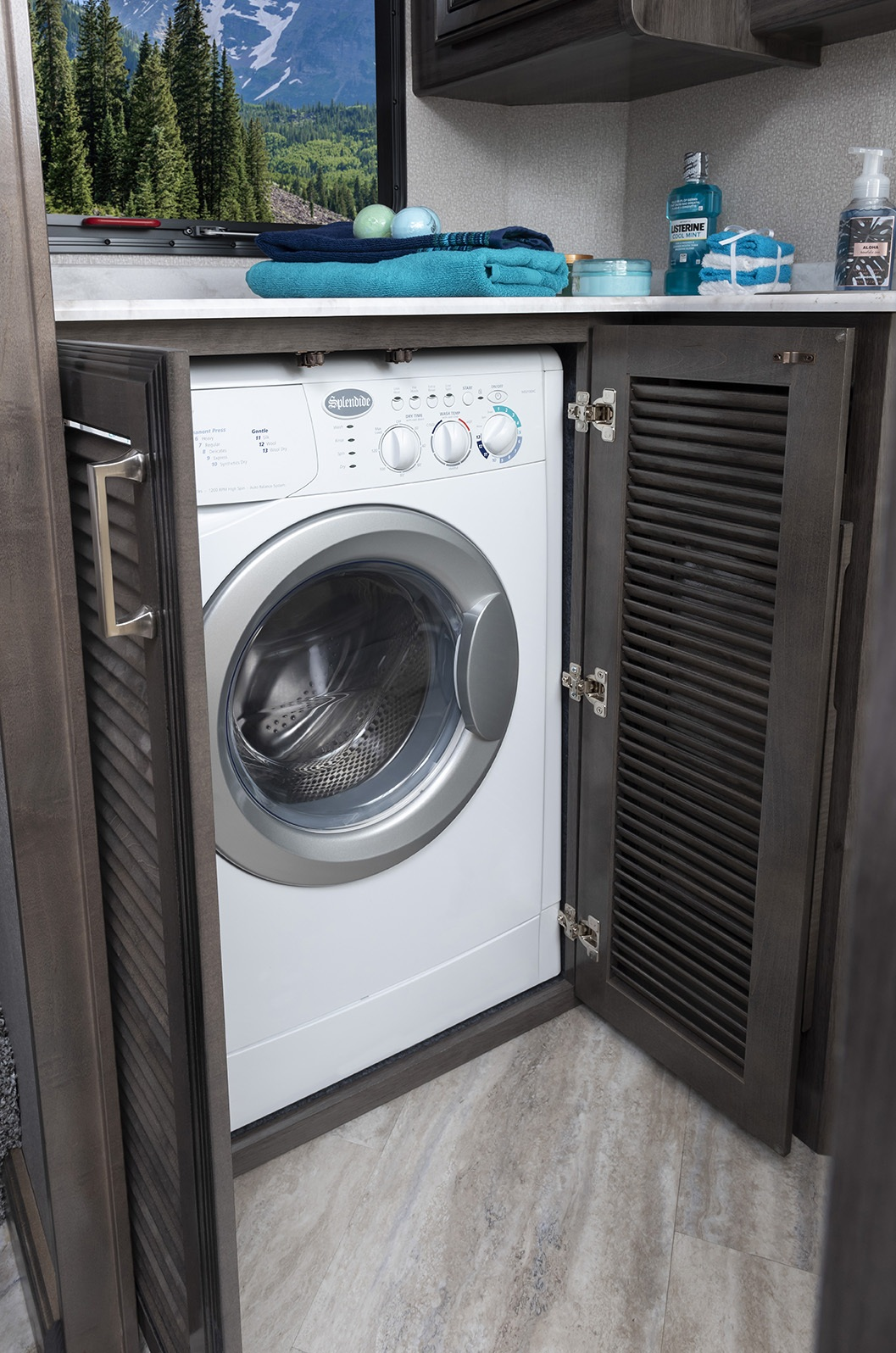 18 washerdryer SW37 F parch Grey7118 MY19