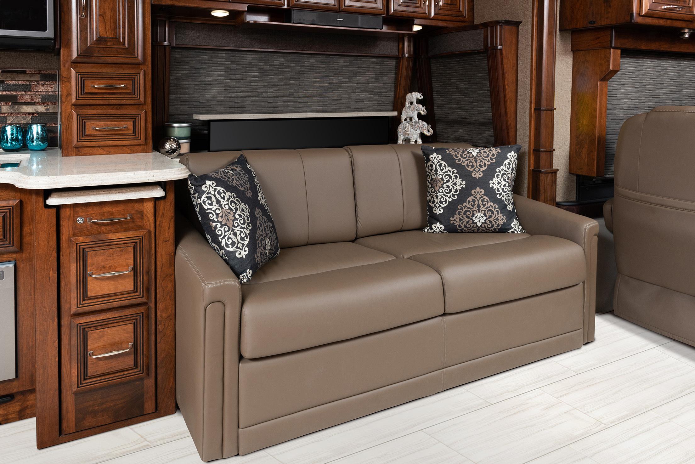 3 sofa Dream luxtrufle chestnut 1473 3