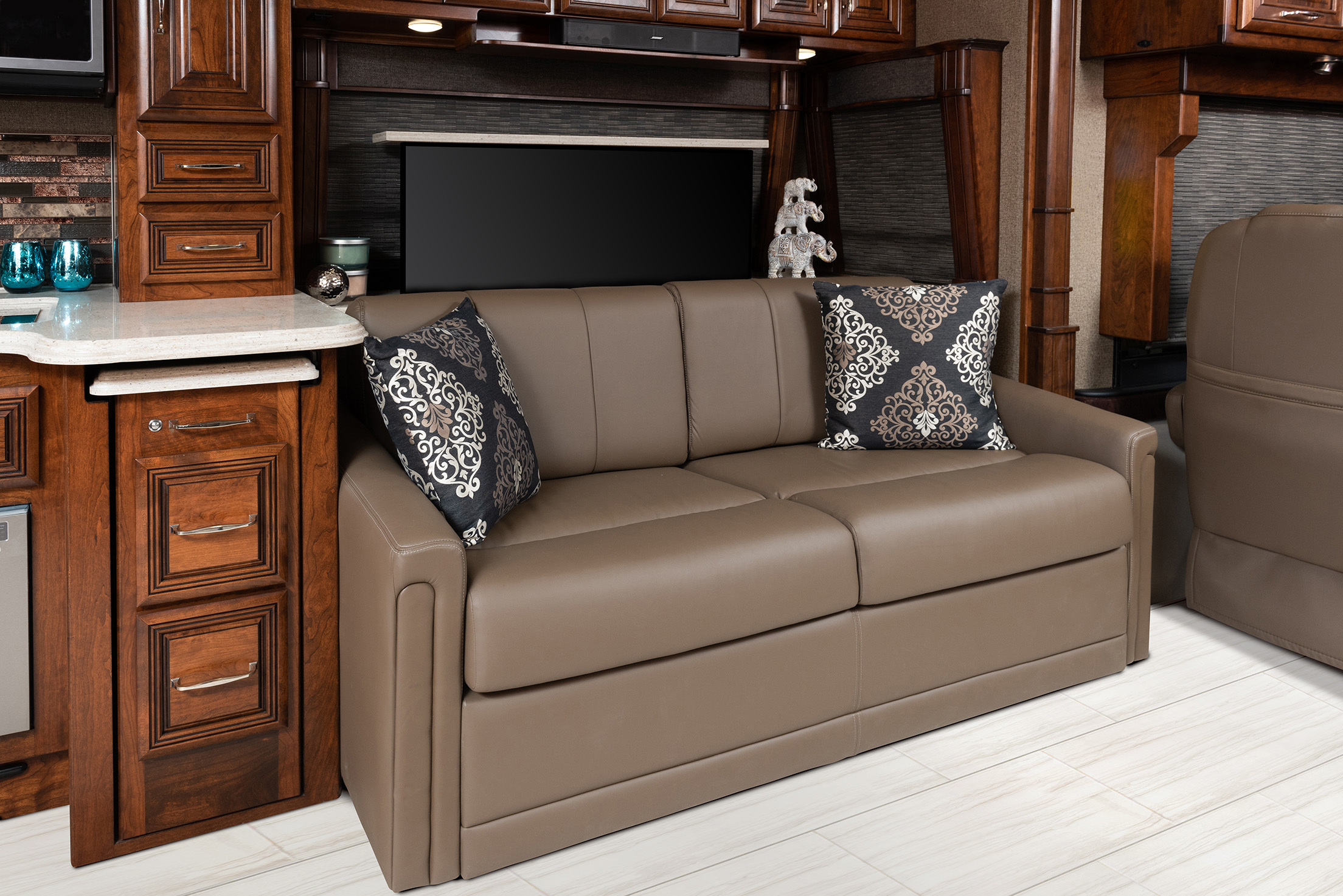 5 sofa Dream luxtrufle chestnut 1496 5