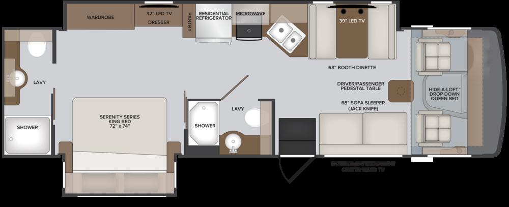 32 S ADMIRAL MY21 HR floorplan