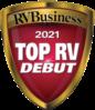 2021 Top RV Debut Emblem