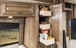 Southwind 35K Parchment Decor with Cappuccino Cabinetry