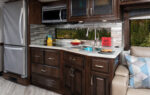 Pace Arrow 35 RB Mystic Decor with Oxford Cabinetry