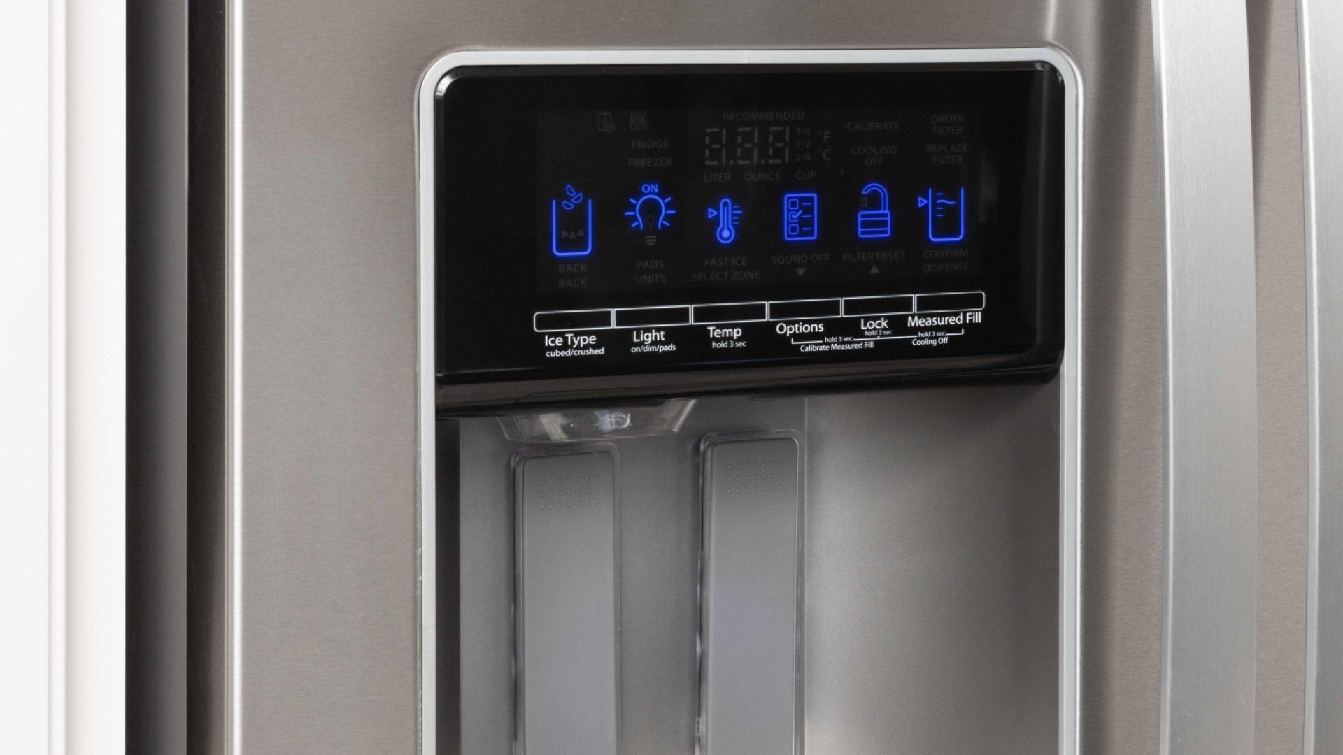 4 frig indoor dispense Disc38 K MY22 4395 on