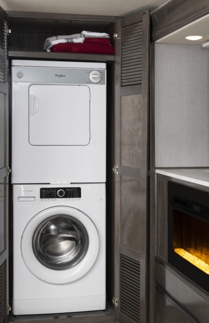 Invicta 32RW Slate Decor with Whispering Wind Cabinetry