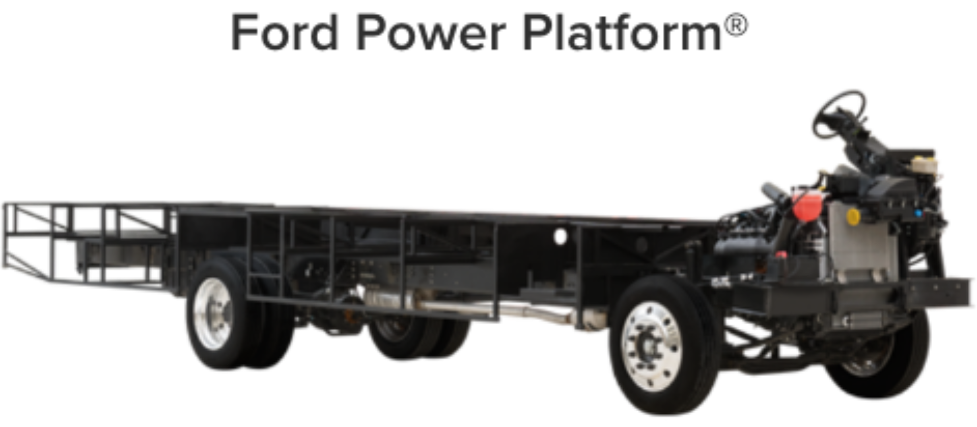 Ford power platform