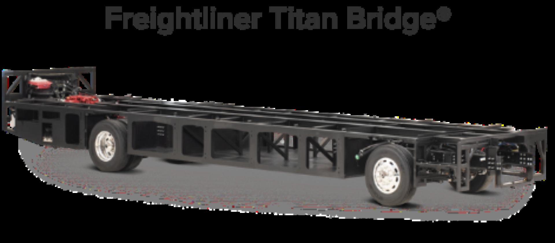 Freightliner titan bridge
