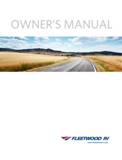 Fleetwood RV | Owner's ManualsFleetwood RV