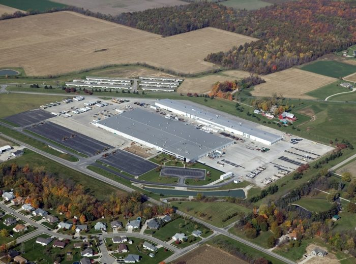 Factory Aerial