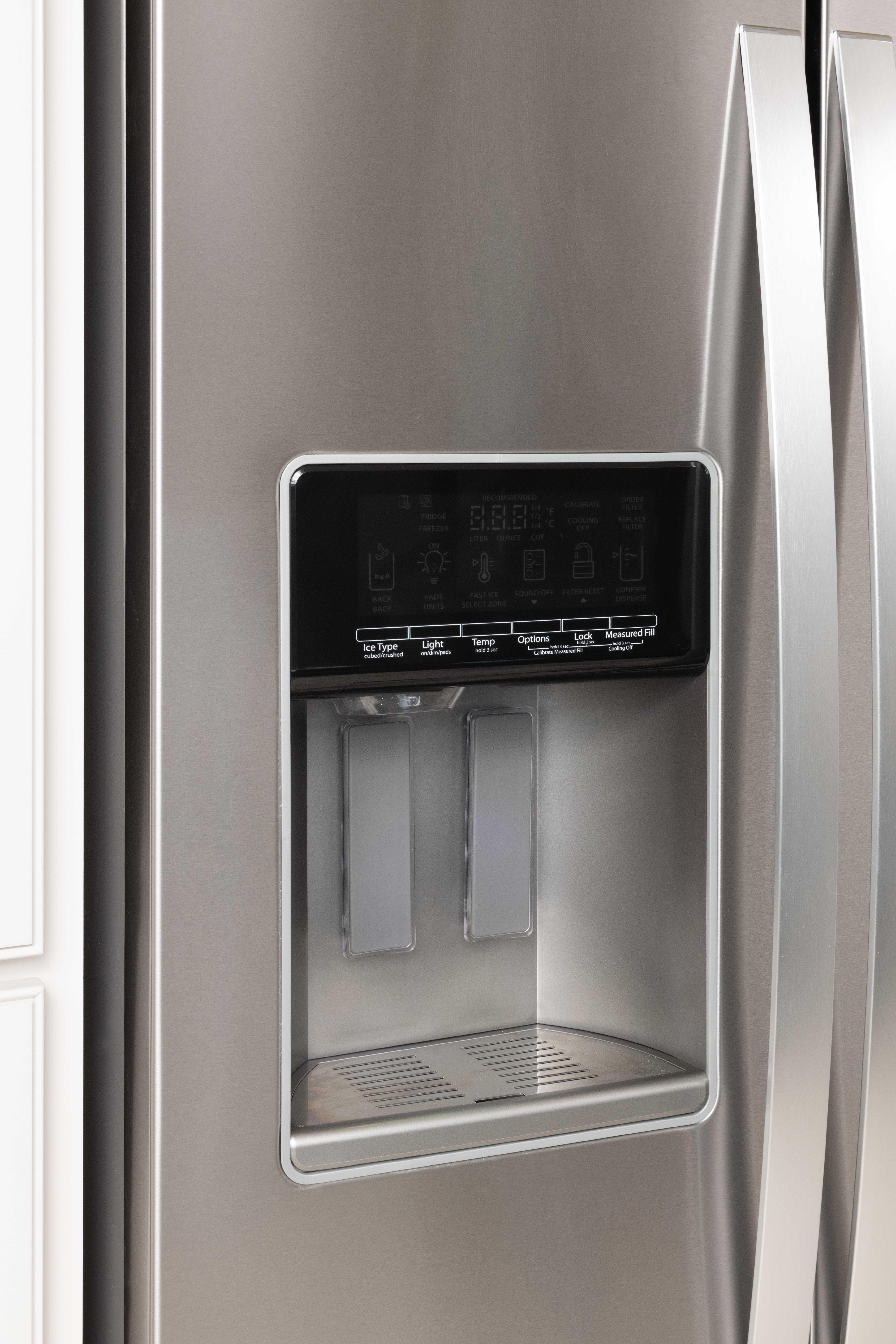 Frig indoor dispense Disc38 K MY22 4395 off