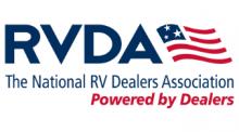Rv dealers association rvda vector logo