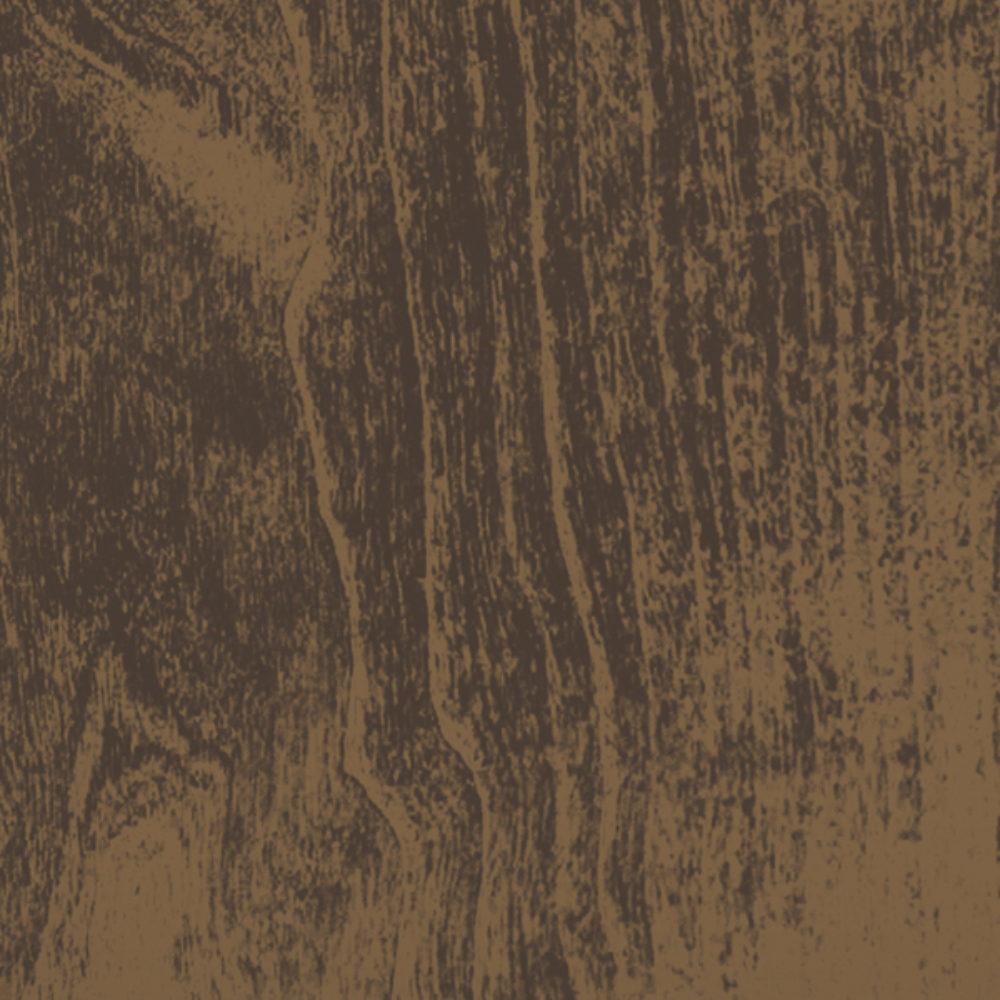 Wood squares cognac