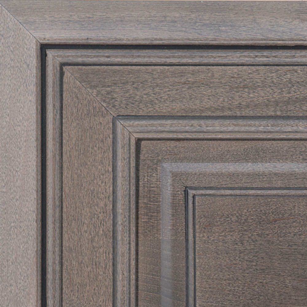 Wood squares sandbar grey