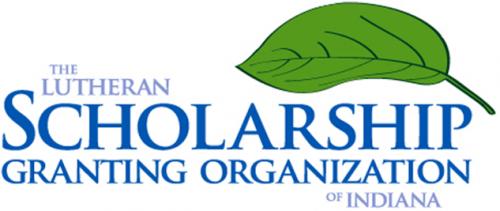 The lutheran scholarship logo