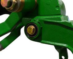 Closing wheel frame repair kit