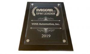 2019 PACCAR SPM Award