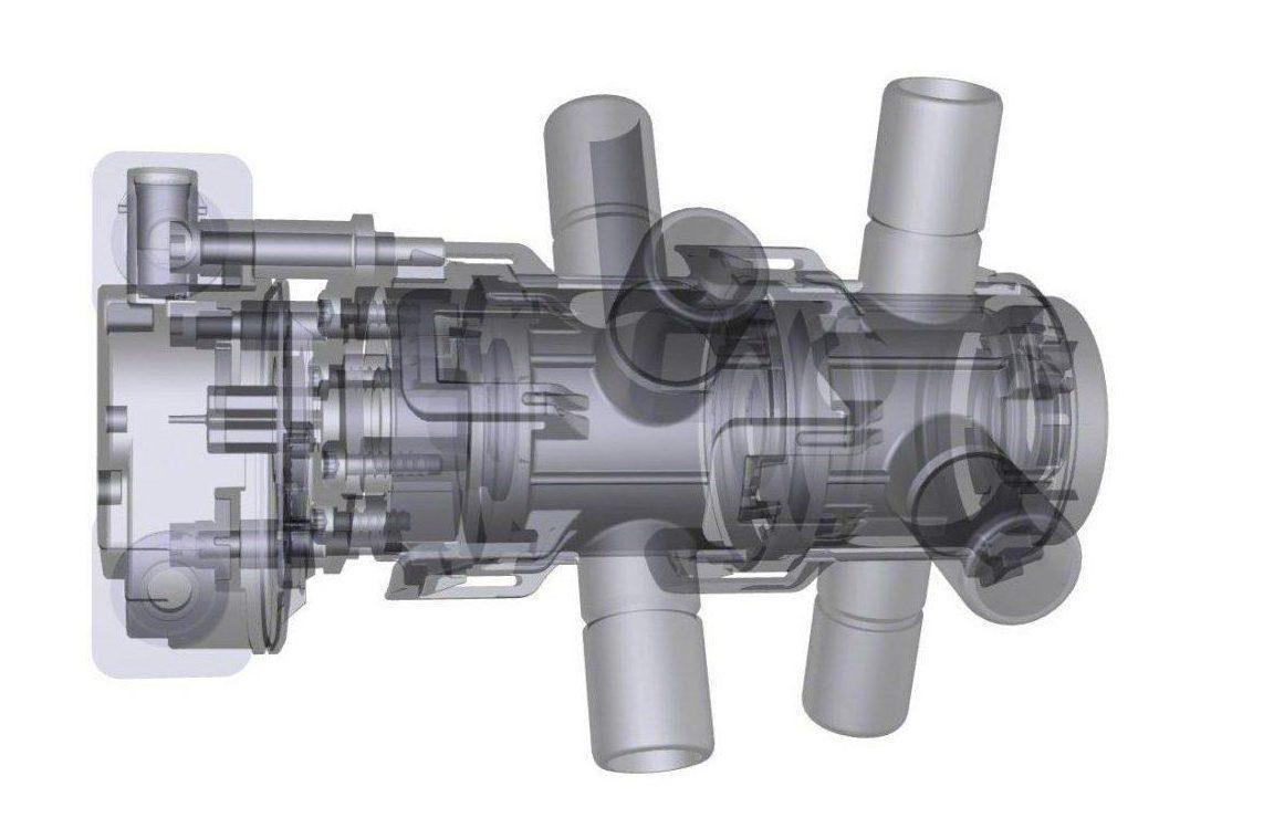 Ventil 01 Coolant valve