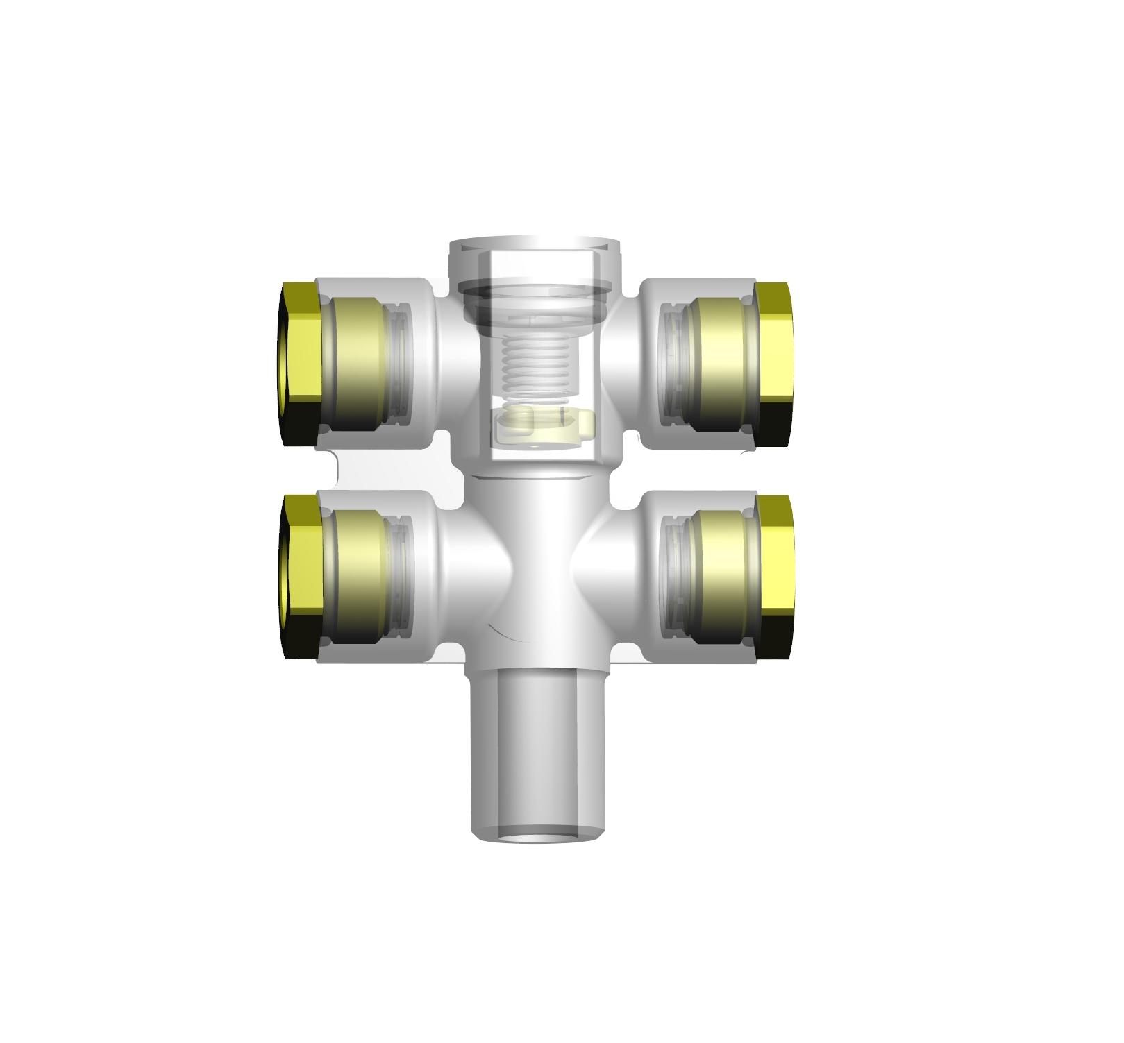 Ventil 03b non return valve