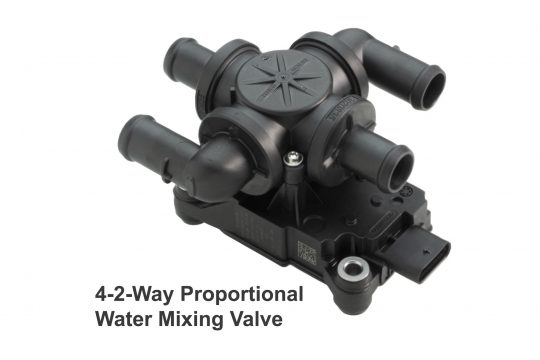 4 2 Way Proportional Water Mixing Valve Text