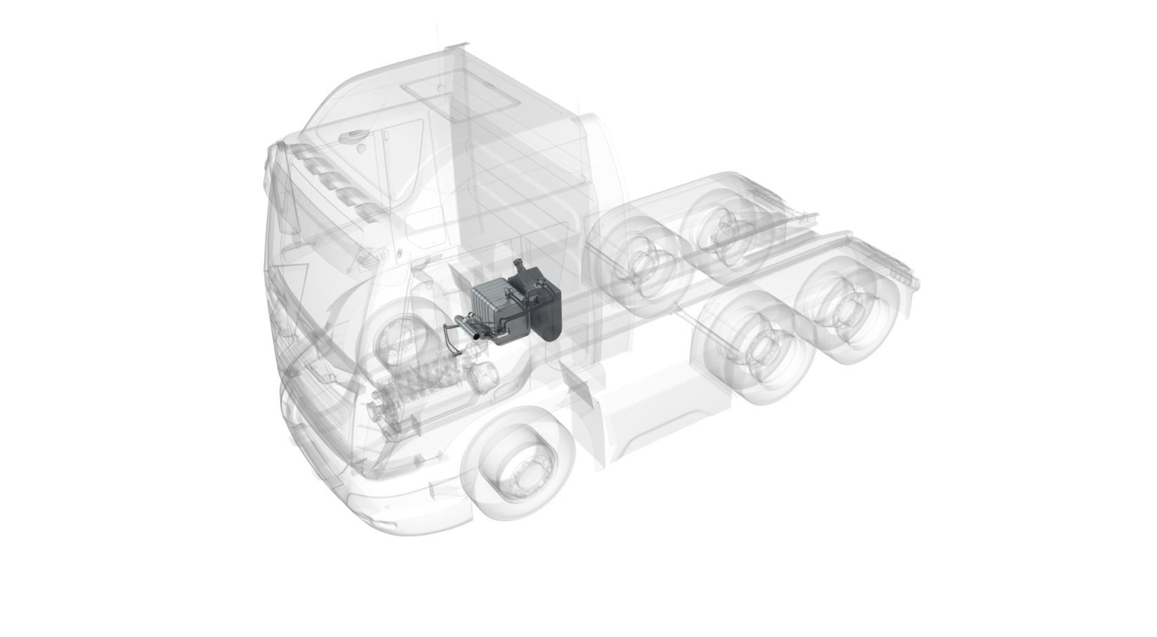 Truck SCR Coolant Heated Website