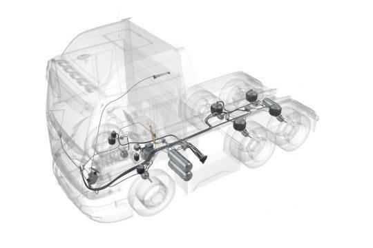 Truck Pneumatics Transparent Website Image